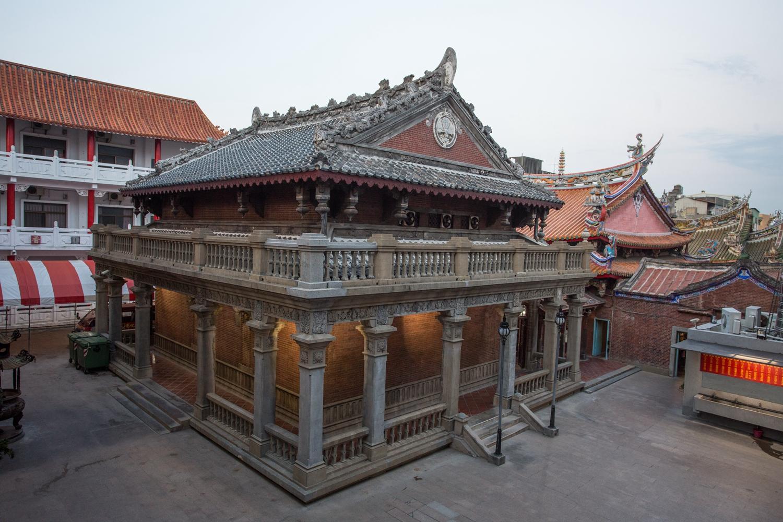 旅庫彰化: 南瑤宮的觀察課