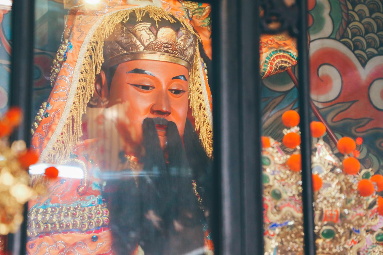 旅庫彰化:彰化城裡的移民廟宇散步