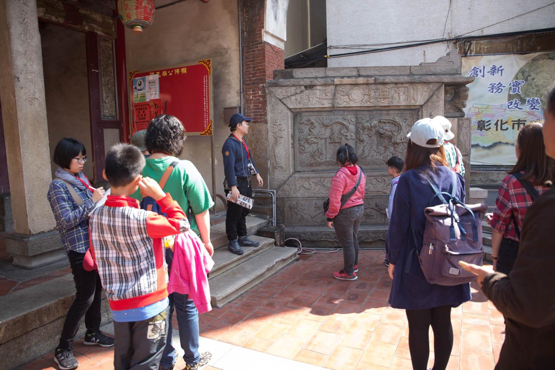 廟宇觀察與各項細節來源故事解說