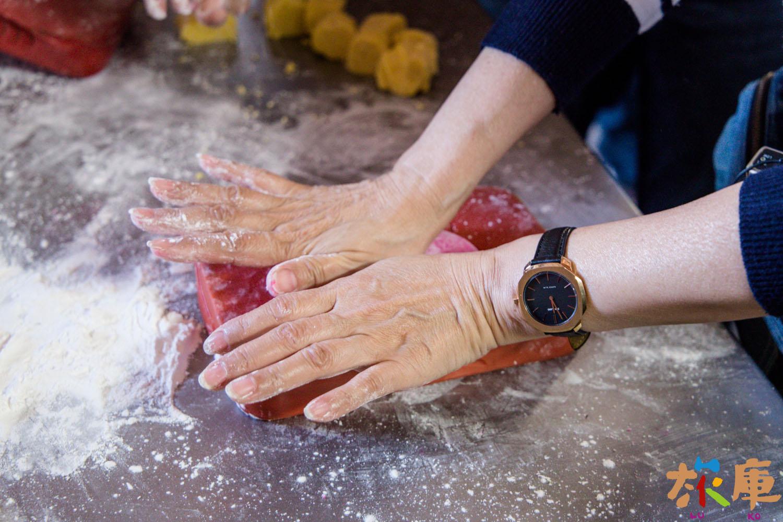 甜食,傳統糕餅「鳳片糕」製作(每人一份)