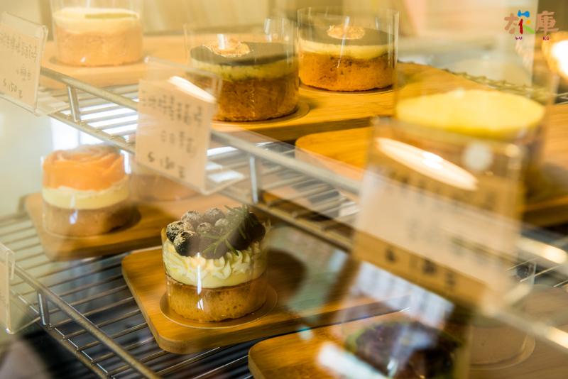 麵包屑與三合院─用甜點作為反轉生活的方式