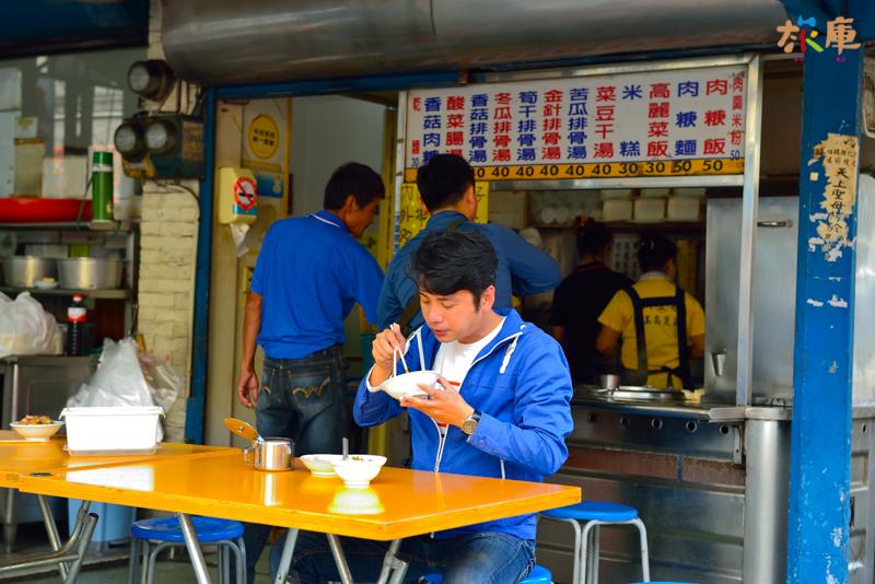 正老店阿美高麗菜飯