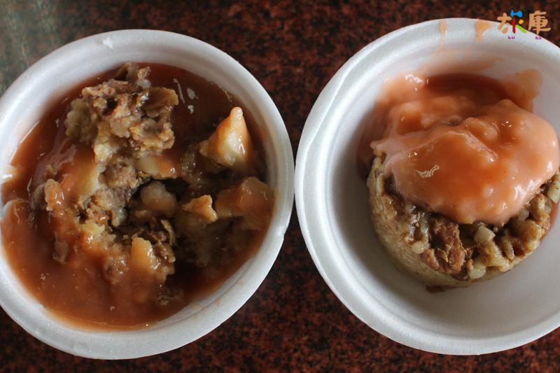 伸港零售市場61號米糕碗粿店