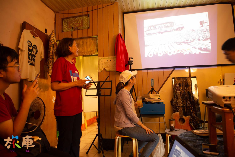 翠蓉姊分享一首以員林人為背景主題的歌曲。歌曲名稱:《草地人》,演唱者:黃三元