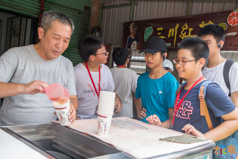 台式古早滋味-三川紅茶冰