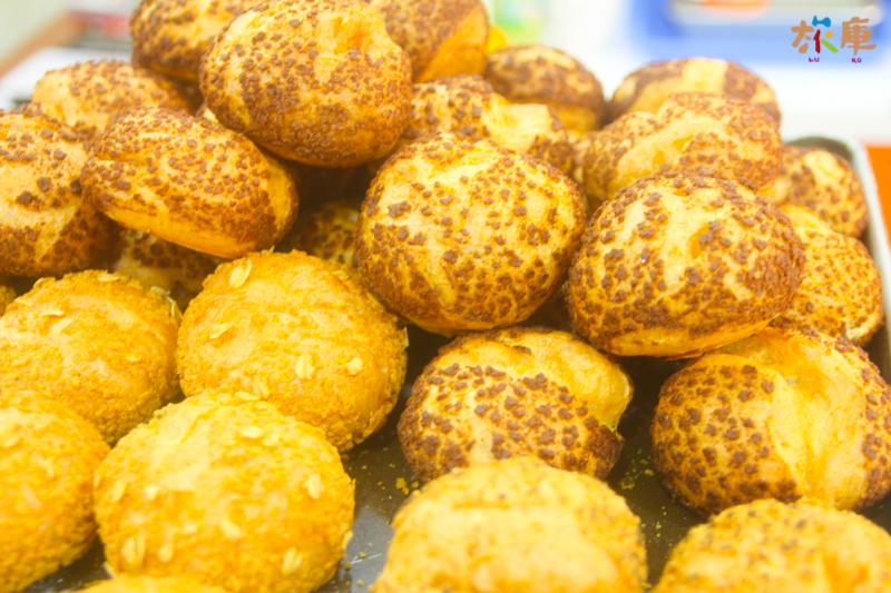 亞米亞米法式現烤泡芙